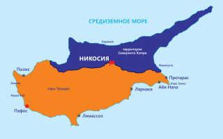 Правила набора номера и телефонные коды для звонков между Кипром и Россией