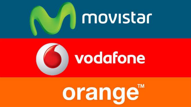 Мобильные операторы Испании