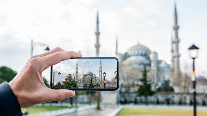 Связь в Турции