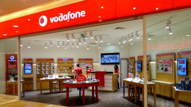 Салон связи Vodafone