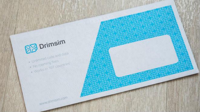 Международная сим-карта Drimsim