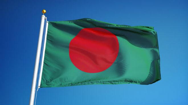 Флаг Бангладеша