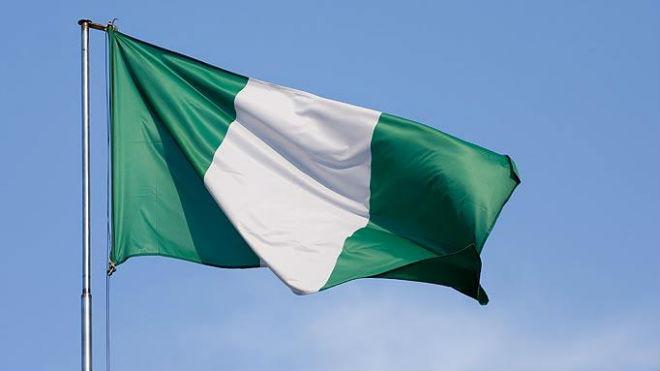 Флаг Нигерии