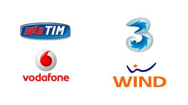 Операторы сотовой связи Италии