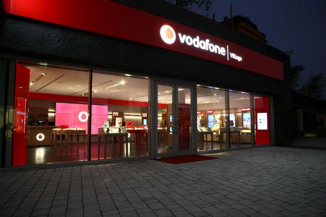 Офис Vodafone в Милане