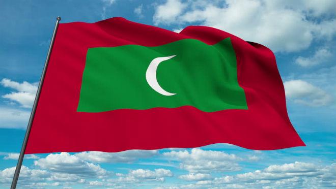 Флаг Мальдивов