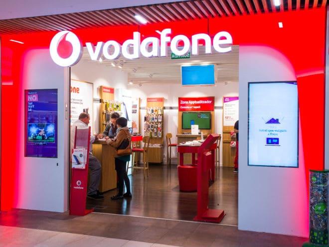 Офис обслуживания Vodafone