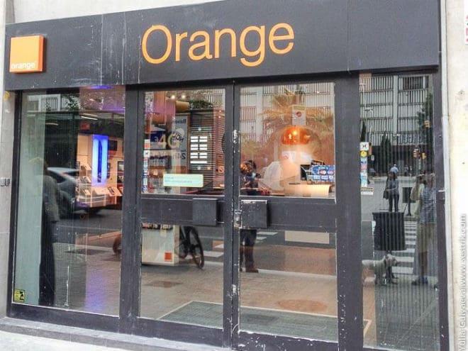 Салон связи Orange