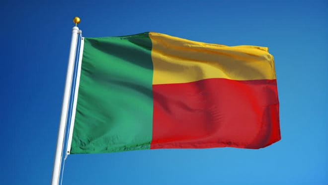 Флаг Бенина