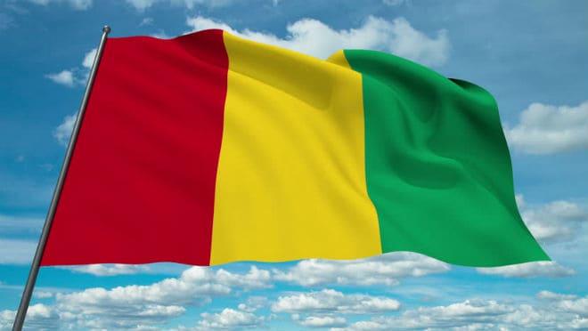 Флаг Гвинеи