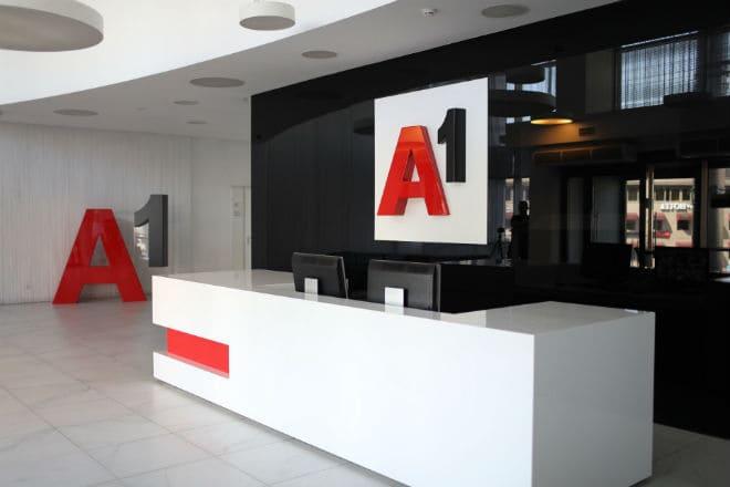 Офис оператора A1