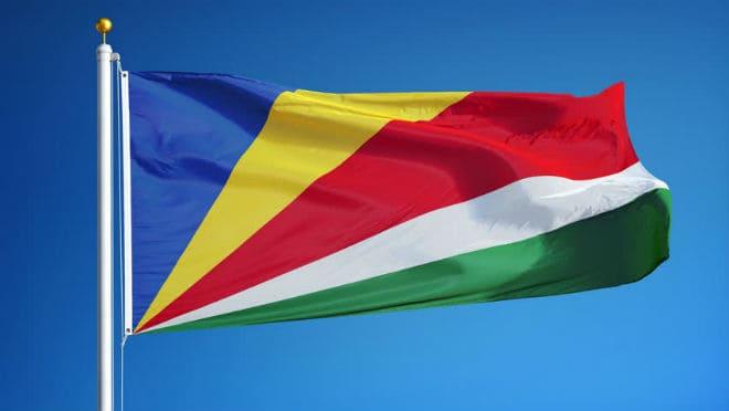 Флаг Сейшельских Островов