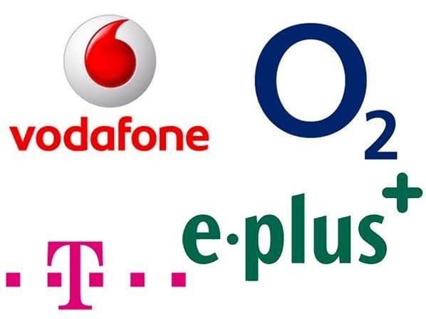 Операторы мобильной связи в Германии