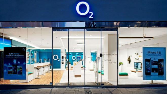 Офис продаж O2
